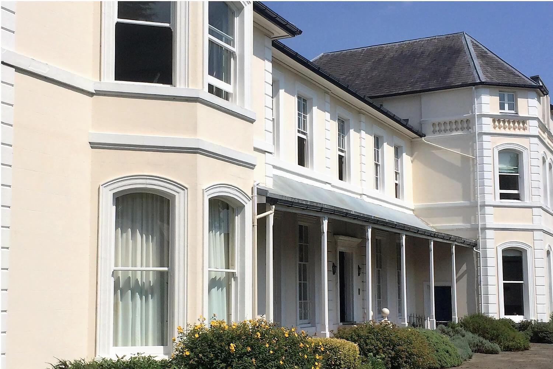 Listed building sash windows